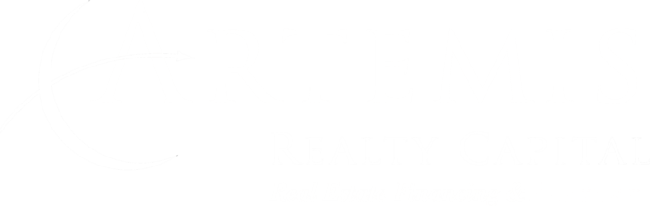 Artemis Realty Capital White Logo
